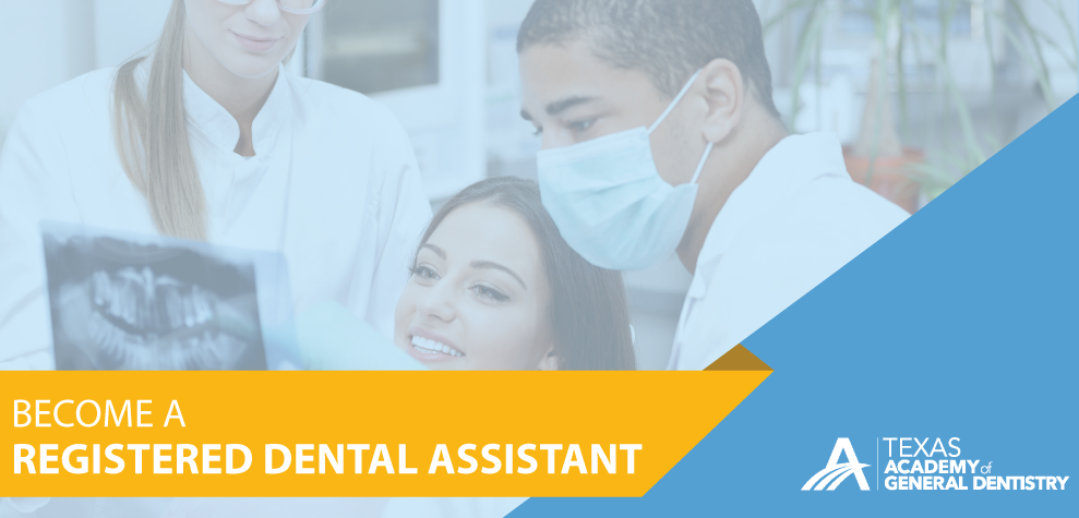 Registered Dental Assistant Online Program